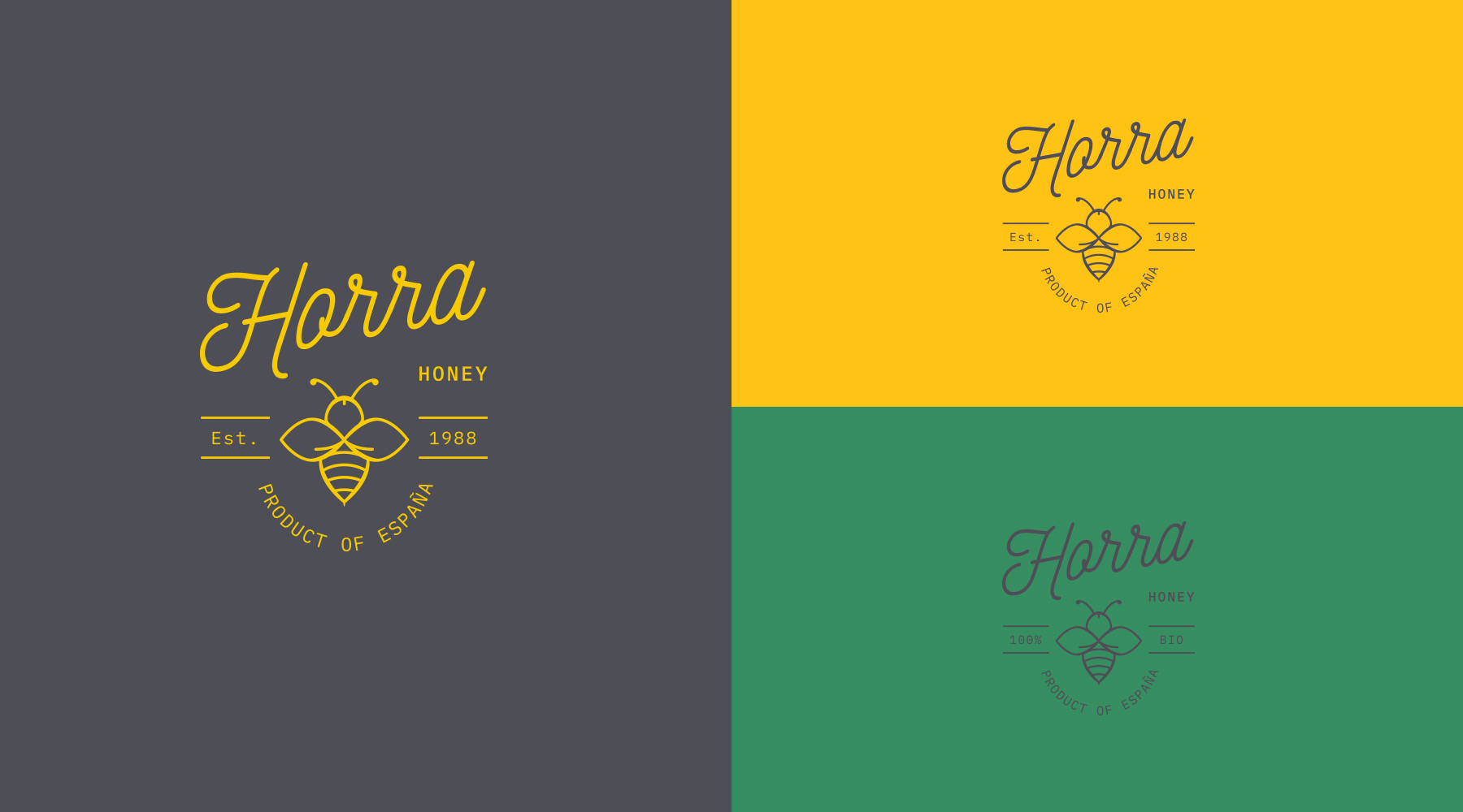 logo Horra Honey