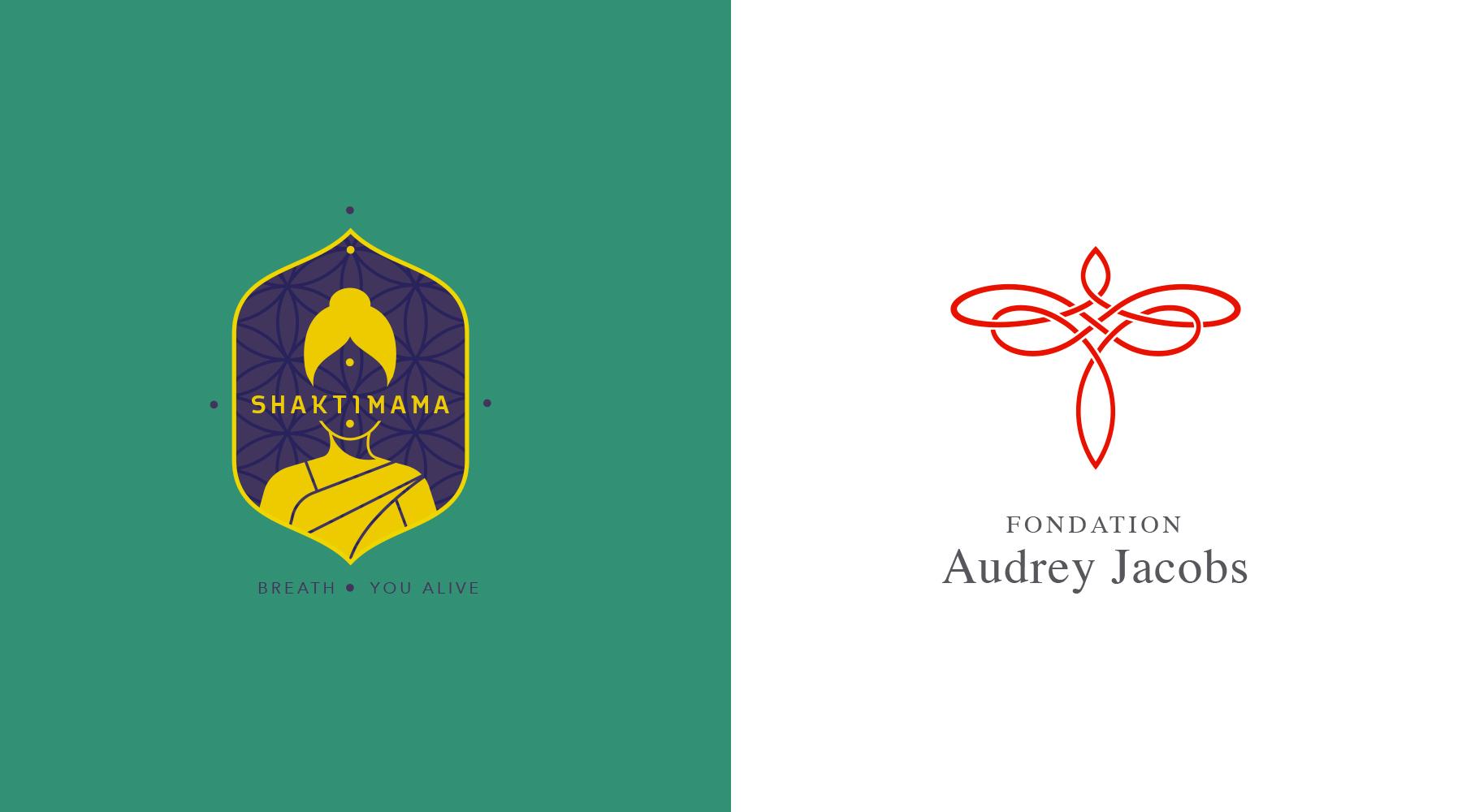 Logo Audrey Jacobs, Shaktimama