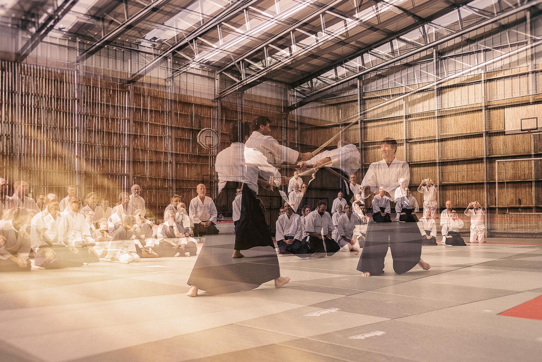 Aikido - Maredsous 2018
